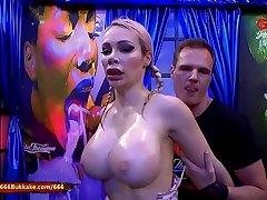 Chessie Kay Piss Camouflaged Massive Tits - 666Bukkake
