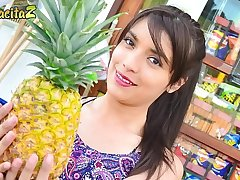 MAMACITAZ - Cock Hungry Latina Gets What She's Arrivisme For - Veronica Marin
