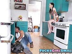 Pigtailed Sex Pixie - Jenna J. Ross - FULL Instalment on http://FucksGirlSmall.com
