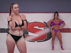 Bella Rossi vs Brandi Mae