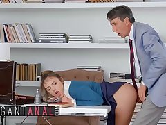 Incomparable Anal - (Steve Holmes, Gia Derza) - The Breeders  Part 3 - BABES