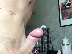Shooting A Fat Thick Spurt Be useful to Cum After A Wank