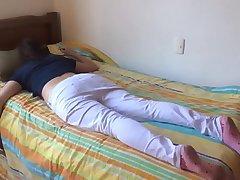 Teen sister fucked greatest extent sleeping