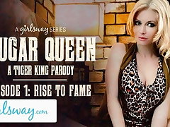 GIRLSWAY Cougar Queen - A Tiger King Parody
