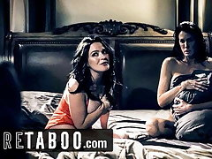 PURE TABOO Step-Son Wants to Have Carnal knowledge with Of a female lesbian Step-Moms