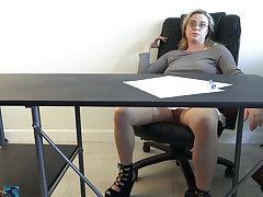 Miss Erin fucks their way student after class