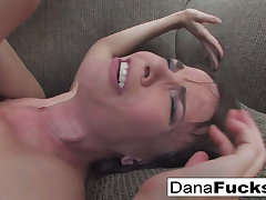Dana's hot gonzo anal sex