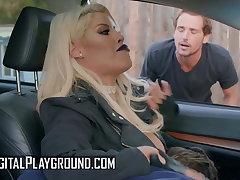 Bridgette B, Tyler Nixon, Lucas Frost -  Wives Episode