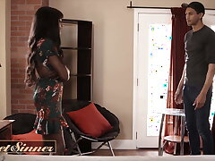 Infidelity - 3 Black goddesses cheat apropos interracial sex chapter
