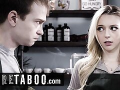 PURE TABOO – Lily Larimar Almost Caught Gender in Public Cafe