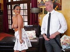 NuruMassage – Bouncing Essentially My Husband's Boss' Elusive Cock