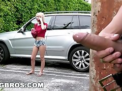 BANGBROS - Stalking Teen Kenzie Reeves and Giving Will not hear of Some Seem like Sex