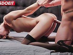 Katy Rose gets hardcore nailed in lustful fantasy