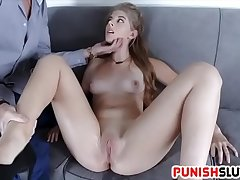 Rough And Sturdy Screwing For Teen Slut Alyce Anderson