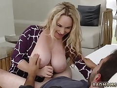 Hardcore office and fit milf hd Aiden Starr is not too glad when she