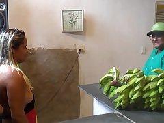 corno vai buscar banana e leva galha