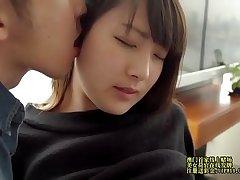 Asian chick enjoying carnal knowledge debut. HD FULL at: nanairo.co