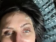Drunk Straight Sandra has brutal sex with first and foremost husband JP