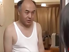 Old Man Fucks Hot Young Girl Come after Door Neighbor-Japan Asian-Part1 - Patreon/Veeter
